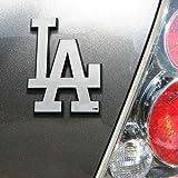 MLB L.A. Dodgers Auto Emblem