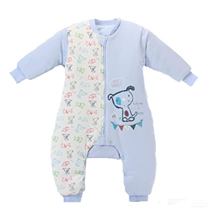 Gleecare Saco de Dormir del bebé, Invierno ligar Chicos piernas Calientes y los niños recién