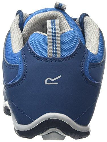 Regatta Lady Eastmoor, Zapatos de Low Rise Senderismo para Mujer, 36.5 EU Azul (Bluwing/Ltst 02R)