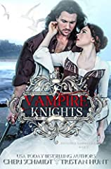 Do I dare speak it aloud?The man I am to marry is a...vampire.But the man I truly love is a kind and noble knight. Well, arrogant, kind, and noble.He'll never allow this to happen. He'll whisk me away first, won't he? His knighthood and my fa...