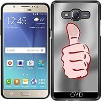 DesignedByIndependentArtists Funda para Samsung Galaxy J7 2016 (SM-J710)
