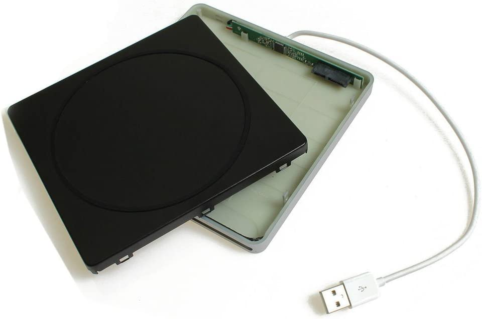 Generic USB Superdrive Enclosure and Second Hdd Caddy 2nd Hdd Ssd Apple Macbook Pro 17 Inch Unibody