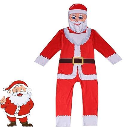 OOFAY Muñeco De Nieve Navidad Hombre Árbol Traje Cosplay ...