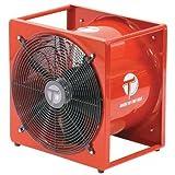Smoke Ejector Fan, Elec, 16in, 1/3HP