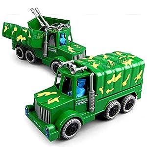 Toyshine 3D Lights Military Soldier...