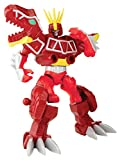 Power Rangers Mixx N Morph Dino Charge Red Ranger and T-Rex Zord Action Figure Pack