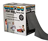 CanDo Perforated Exercise Band, Black