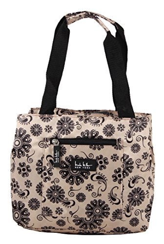 nicole-miller-of-new-york-insulated-lunch-cooler-summer-2015-colors-11-lunch-tote-medallion-beige