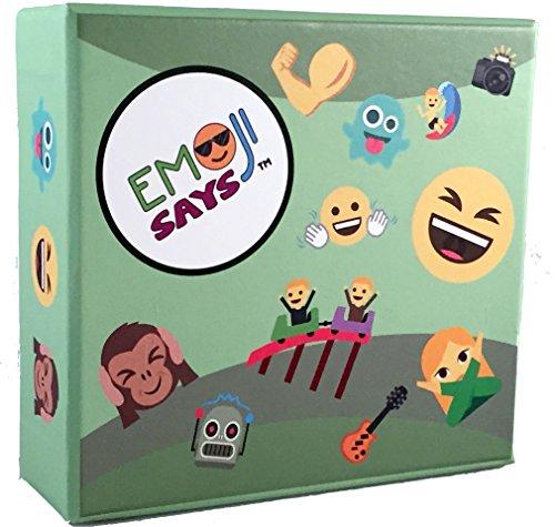 Emoji Says by Emoji Says