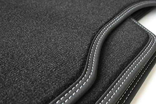 4. Tapis de sol pour bMW e60 e61 m5 5 accessoires auto original premium tapis schwa.
