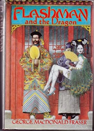book cover of Flashman and the Dragon