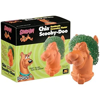 Chia Scooby-Doo Handmade Decorative Planter, 1 Kit