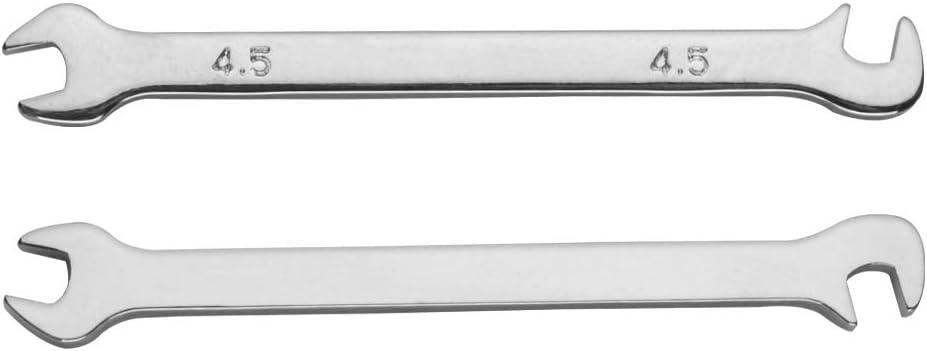 Andux 3mm-5.5mm Mini llave de doble extremo 7pcs Llave m/étrica MNBS-07