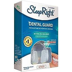 SleepRight Dura Comfort Dental Guard with Free Nasal Breathe Aid 1 ea