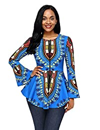 Fantasy Star Women Casual Charcoal White Bold Stripe Pink Floral Shirt