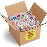 Candy Creek Sugar Free Fruit Oval Pops, 8 Fruit Flavors, Bulk 4 lb. Carton