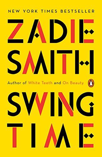 Time Swing - Swing Time: A Novel