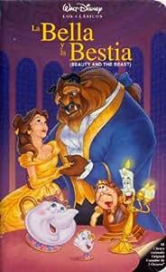 La Bella y la Bestia (Edición diamante) [DVD]
