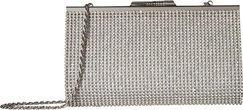 UPC 639268011918, Nina Women's Handbags Marjory, Silver