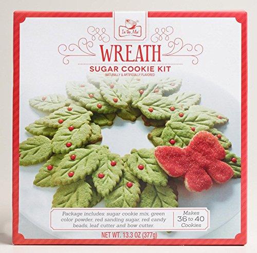 Sugar Cookie Wreath Kit
