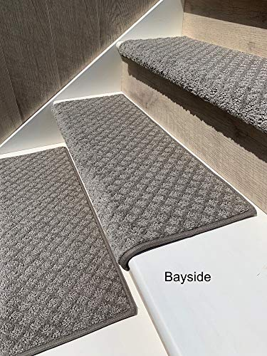 Oak Valley Designs Carpet Stair Treads - Style: Bayside Charm (35