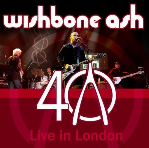 (40th Anniversary Concert - Live In London CD Edition by WISHBONE ASH (2009) Audio CD)