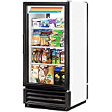 True White Pass-Thru Countertop Refrigerator, 10 Cubic Ft