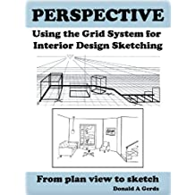 PERSPECTIVE: Using the Grid System for Interior Design Sketching