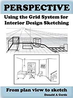 PERSPECTIVE Using The Grid System For Interior Design Sketching