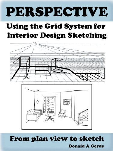 Amazon Com Perspective Using The Grid System For Interior Design