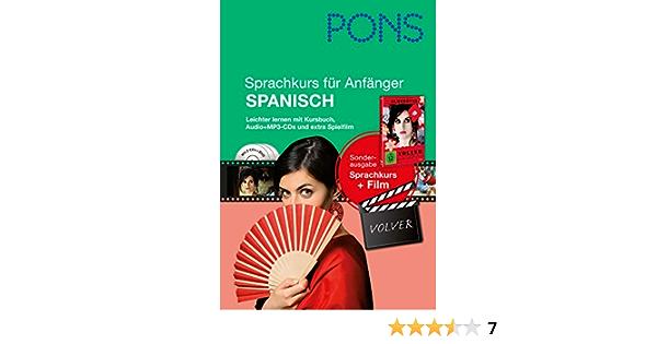 PONS Sprachkurs für Anfänger Spanisch: Leichter lernen mit ...