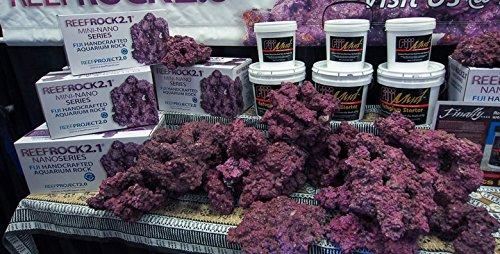 Fiji Live Rock - Walt Smith Reef 2.1 Medium to Large Rock, 55 lb