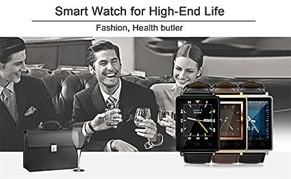 Amazon.com: Kktick D6 Smartwatch ROM MTK6580 Quad Core ...