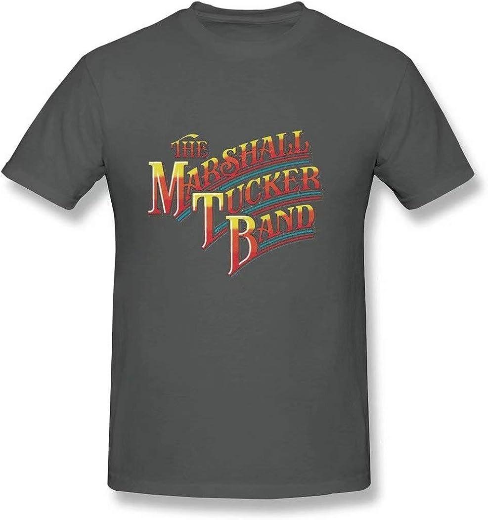 Men's T-Shirt The Marshall Tucker Band Rainbow Logo T-Shirt