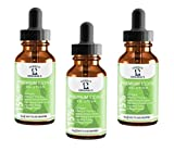 Lugols Originals Lugols Solution With Potassium Iodide Drops High Potency Concentrated Thyroid Supplement 15% 1 oz 3 Pkg