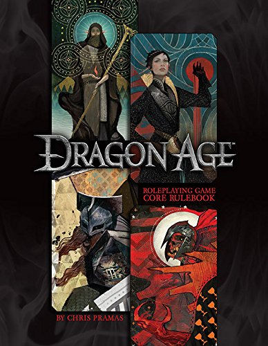 - Dragon Age RPG Core Rulebook
