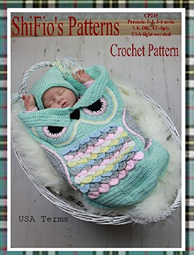 crochet-pattern-cp245-owl-cocoon-papoose-hat-preemie-0-3-3-6-months-usa-terminology