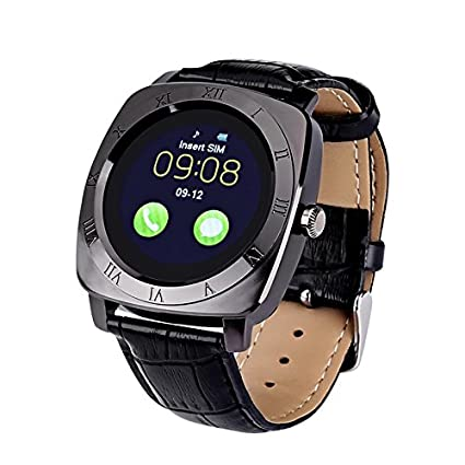 Amazon.com: Generic Iradish X3 1.33 Inch Smart Watch Phone ...