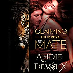 Claiming Their Royal Mate, Book 3