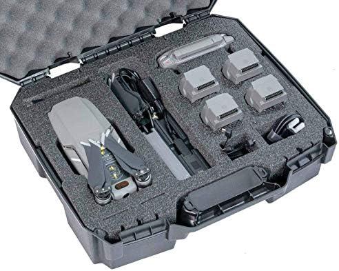 Case Club DJI Mavic 2 Pro Fly More Carrying Case 검정 / Case Club DJI Mavic 2 Pro Fly More Carrying Case 검정