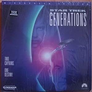 Star Trek: Generations (Laserdisc)