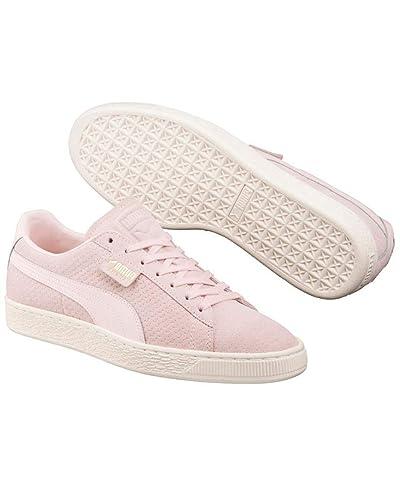aee772204a4 Puma - Mens Suede Classic Perforation Shoes