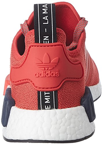 Rouge S76013 NMD Originals R1 Femmes adidas Sneaker W cyROwfxqY