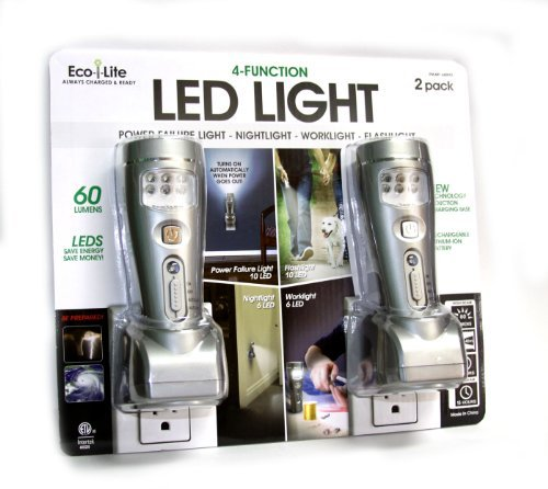 Eco I Lite Power Failure Led Light