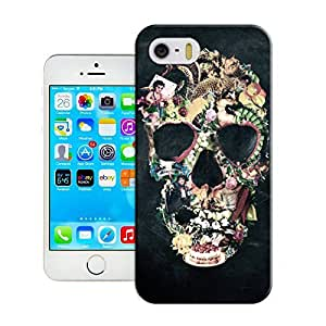 Yishucase-The new style of Skull durable top Hard Cover for iPhone5/5s case