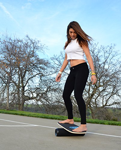 Revolution 101 Balance Board Trainer (Blue) by Revolution Balance Boards (Image #6)