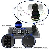Network Keyboard LEFTEK,IP POE Keyboard 4D IP PTZ