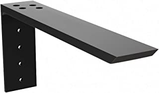 product image for Aluminum L Bracket Countertop Support Bracket (22 Inch)