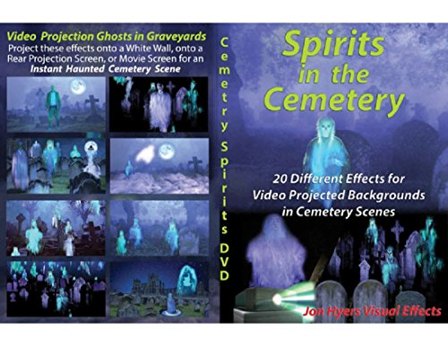 [DVD Spirits in Cemetery Party Accessory] (Adult Floating Ghost Halloween Costumes)