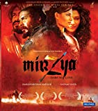 Mirzya Hindi Blu Ray - Bollywood Indian Love Story